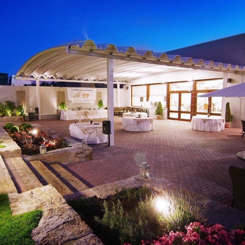 Eventos: Nuestros servicios de Hotel Fidalgo