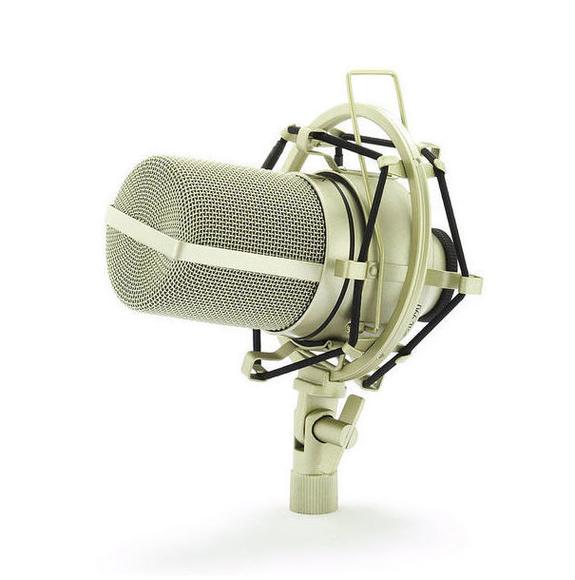 Microfono de condensador studio MXL 990 con estuche y araña
