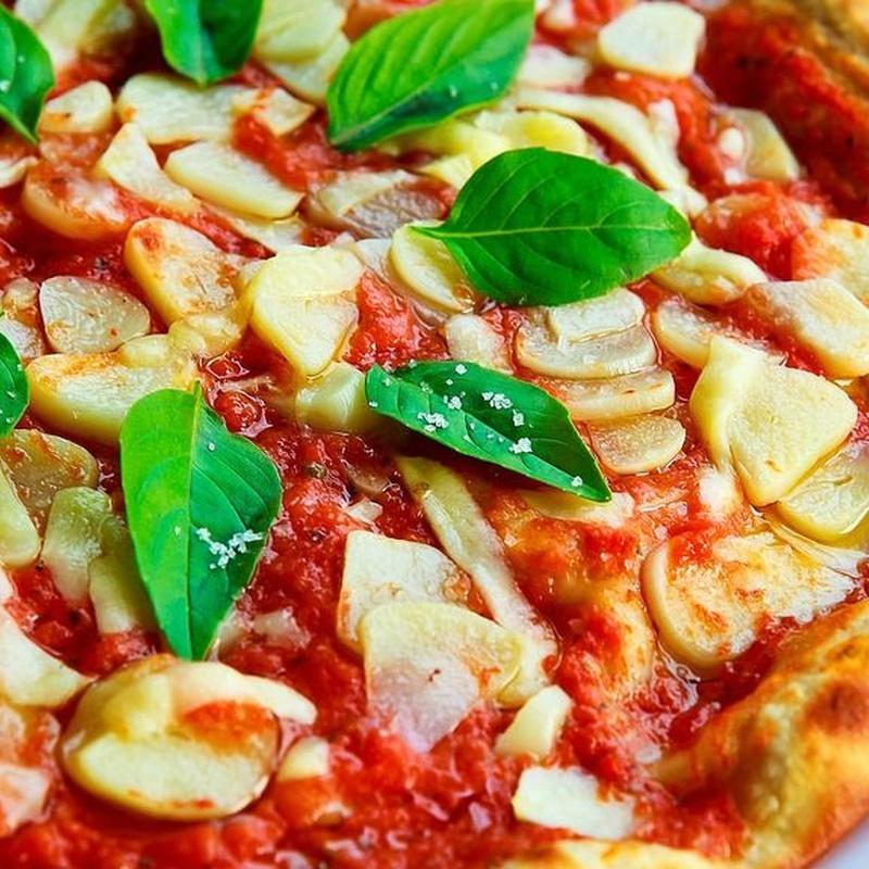 Pizzas italianas artesanales: Carta de Barocchetto, il Ristorante Pizzería
