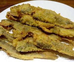 Pescaditos fritos