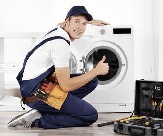 Reparaciones maquinaria industrial: Servicios de Multiservicios a tiempo