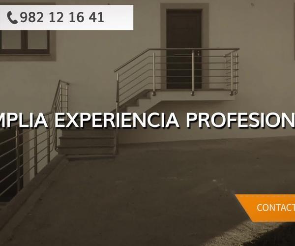 Empresas de reformas en Lugo | Construcciones Augacons, S.L.L.