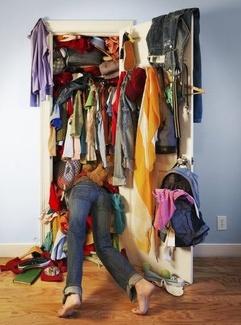 Consejos para tener una armario ordenado