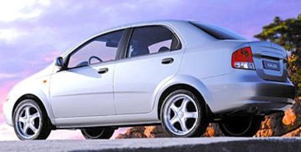 Chevrolet Kalos Sedan