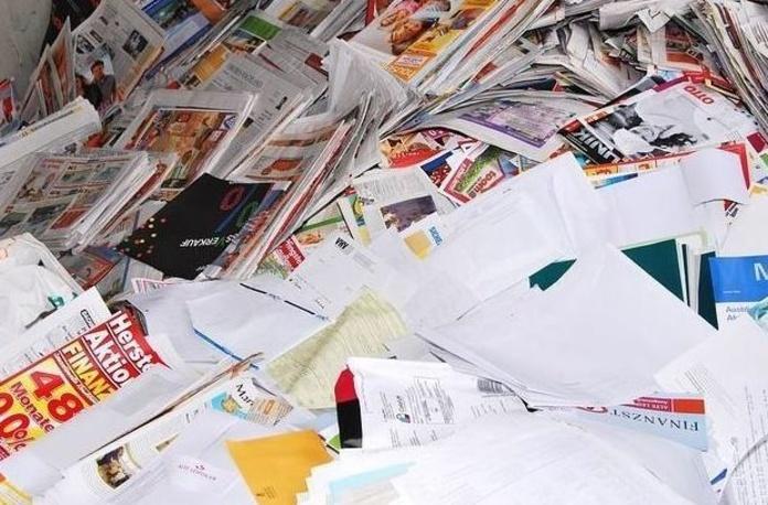 Reciclaje de papel: Servicios de Carambano Recogida y Recuperación de R.S.I.