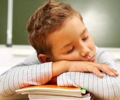 Entre el 25 y el 45% de los niños sufre trastornos del sueño de forma transitoria