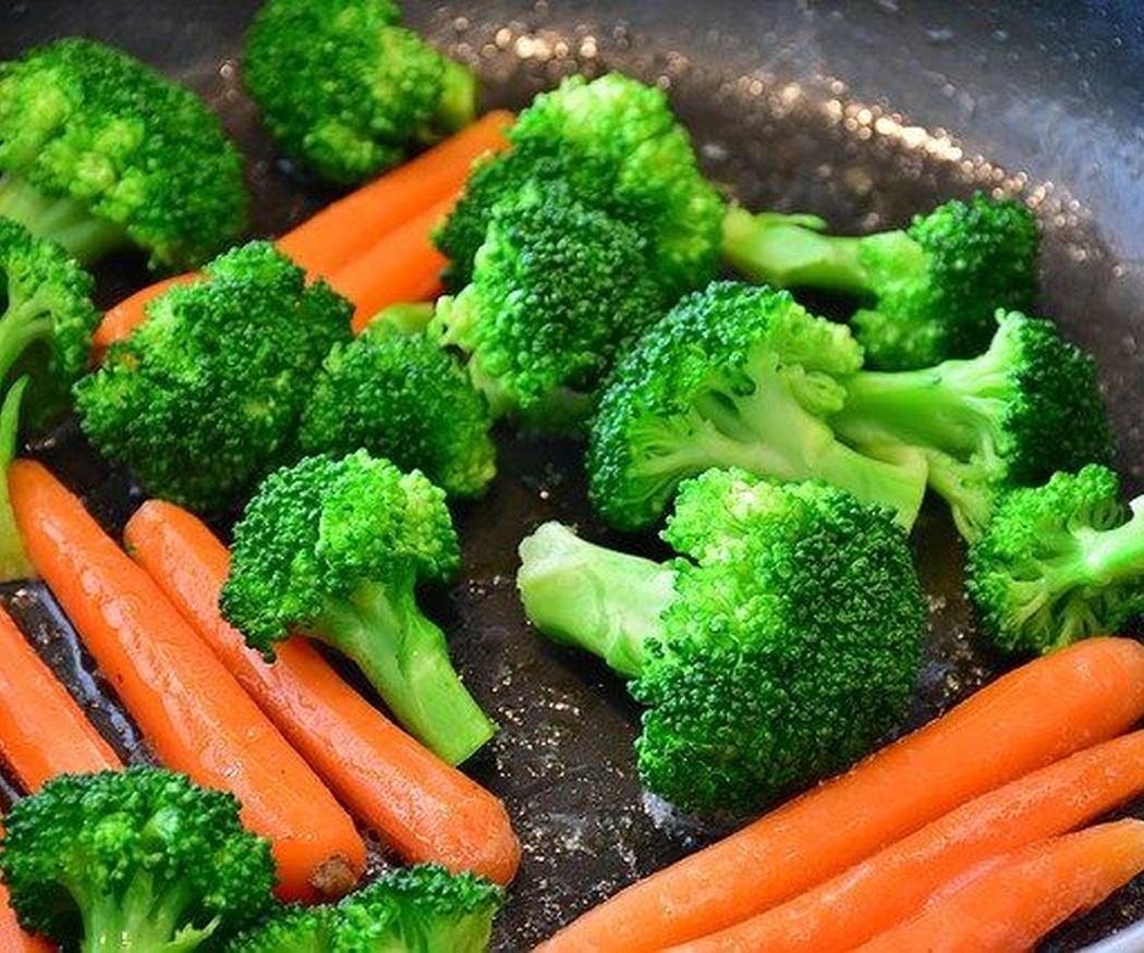 Alimentos que ayudan a cuidar tu visión