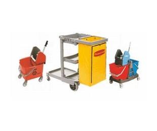 Complementos y maquinaria de limpieza