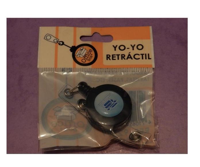 Cinta retráctil yo-yo: Productos de Solutar - Soluciones de tarjetas