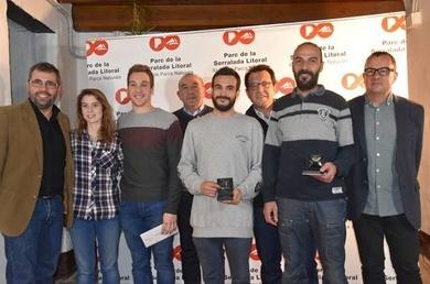 Medalla de oro de la Federación Catalana de Fotografía.