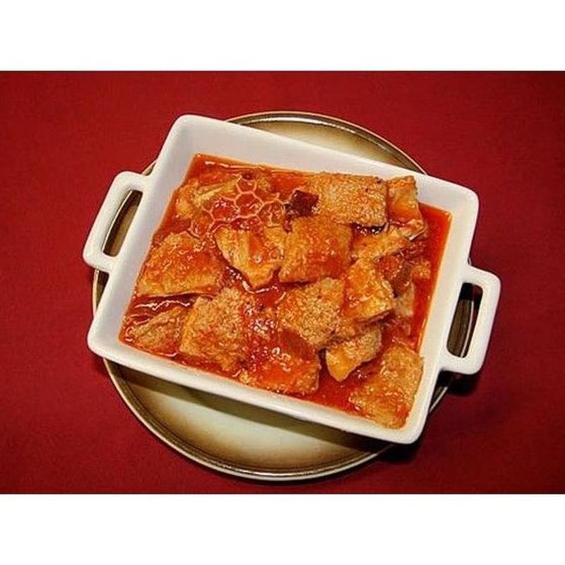 Raciones y Carne: Especialidades y Platos de Bar Bodegas Leyre