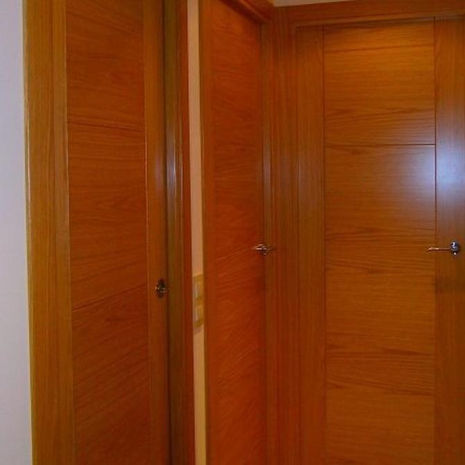 Recomendaciones para elegir las puertas de interior de tu hogar