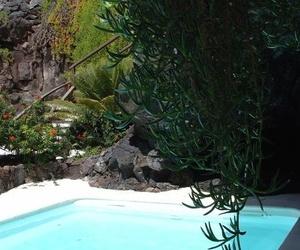 Apartamentos rurales con piscina en Lanzarote