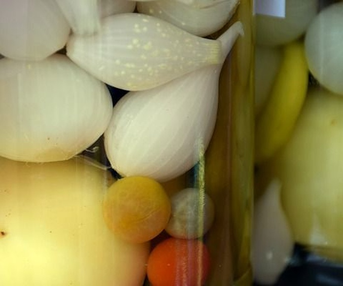 Verduras: Productos de La Barquita de San Vicente