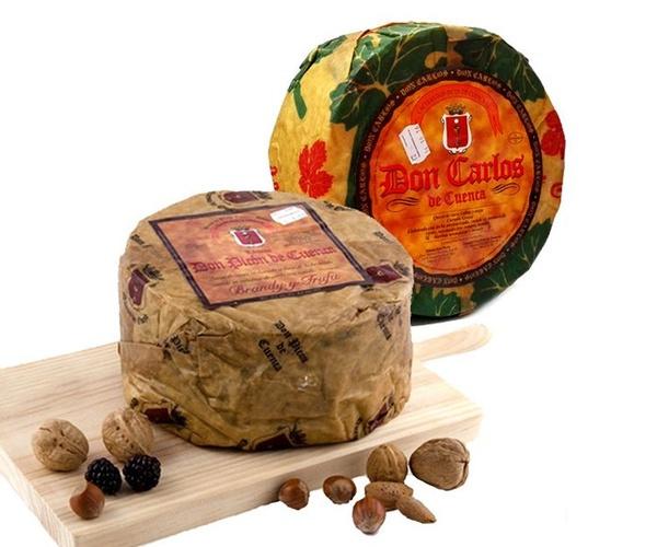 Distribución de quesos Don Picón de Cuenca en Segorbe