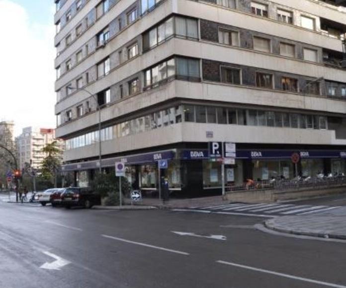Tickets Prepago: Productos  de Parking Logroño, S.A.