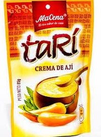 Crema de ají Tarí: PRODUCTOS de La Cabaña 5 continentes