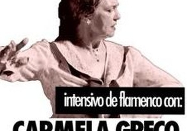 FLAMENCO 2013 con CARMELA GRECO