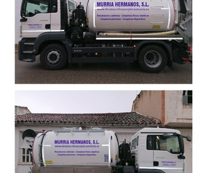 Empresa de desatascos en Teruel