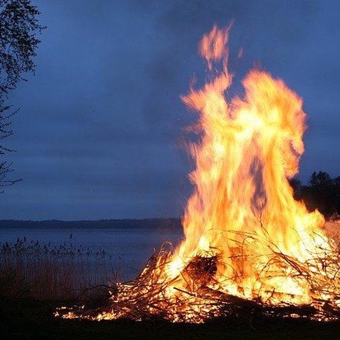 La Comunidad Valenciana y el fuego