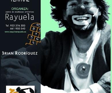 Taller de Clown Teatral impartido por Brian Rodríguez
