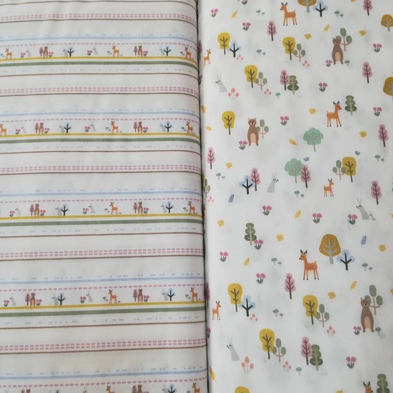 Telas de algodón y patchwork: Nuestras telas de Las Telas de María