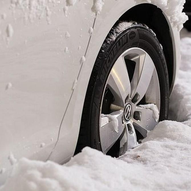 ¿Neumáticos de invierno o cadenas?