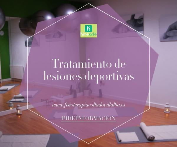 Clases de pilates en Collado Villalba | Kinearte-Podalba