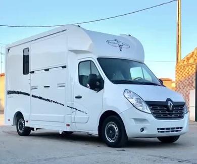 VÍDEO: Bonilla Master Horse, nueva furgoneta para caballos