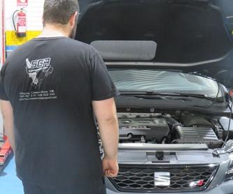 Revo Authorised Dealer: Nuestros servicios de SGR Competición