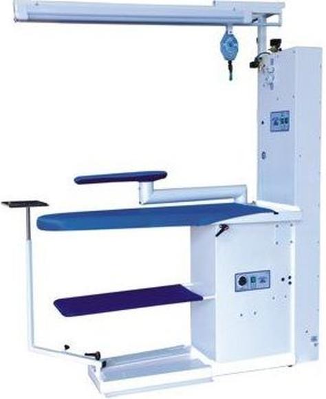 Equipos de planchado: Servicios y máquinas de Seco y Espuma