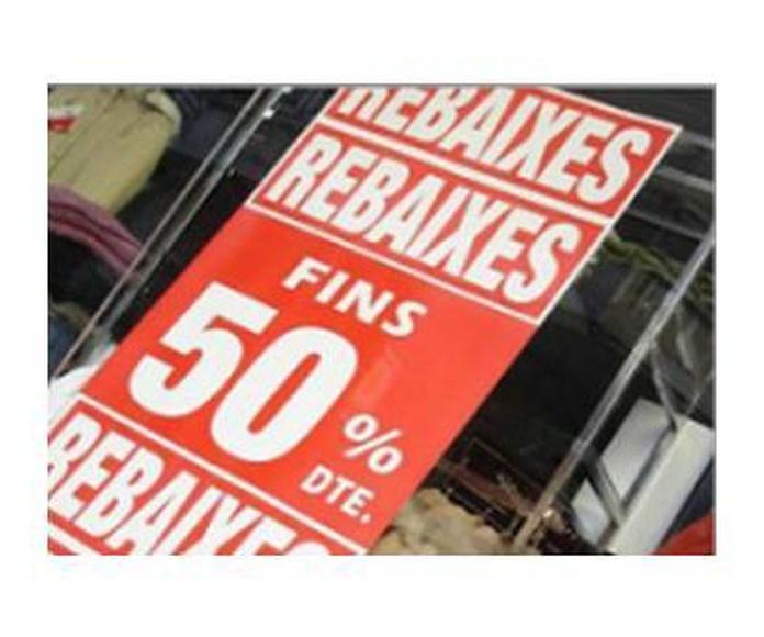 Rotulación: Productos y servicios de Sèneca Copistería