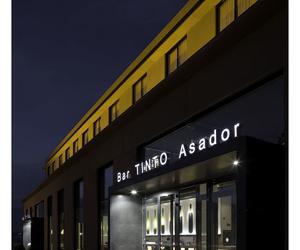 Asador Tinto, ubicado en el hotel ETH en Haro (La Rioja)