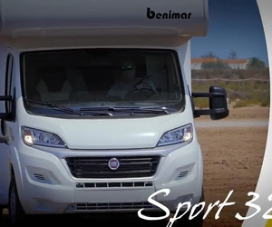 Benimar Sport 323 (7 places)