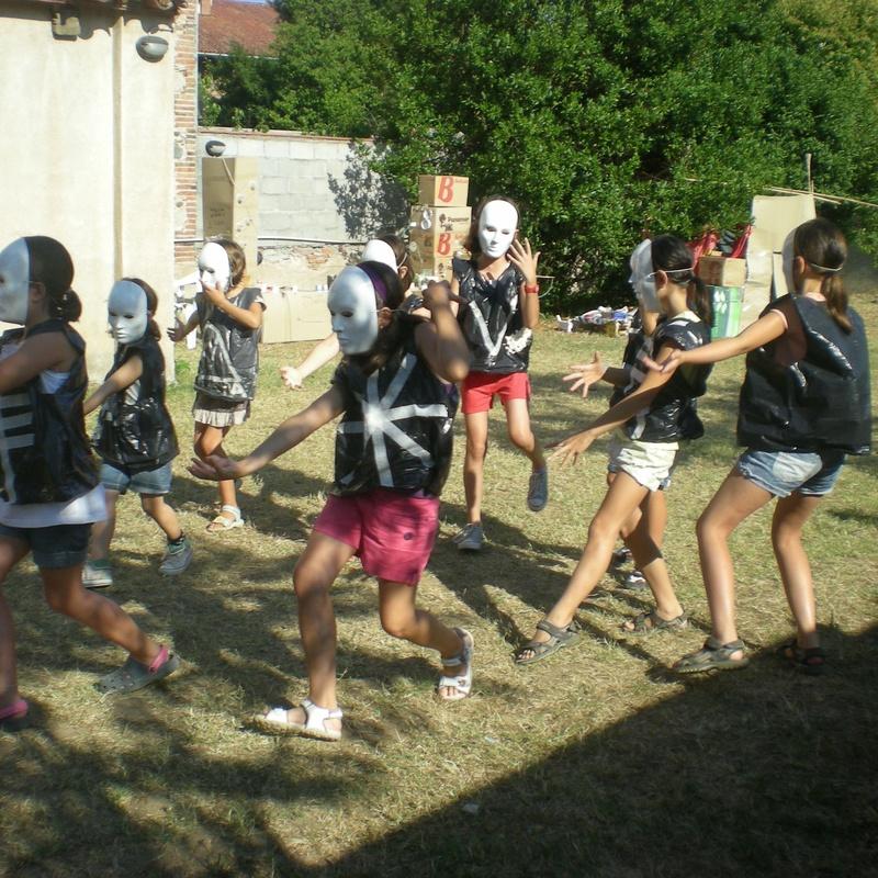 Casales artísticos en Julio: Escuela de música i Expresión  de Can Canturri