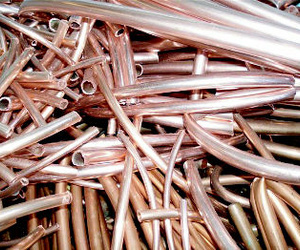 cobre tubo
