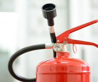 Equipos de respiración autónoma: Servicios de SOS FIRE