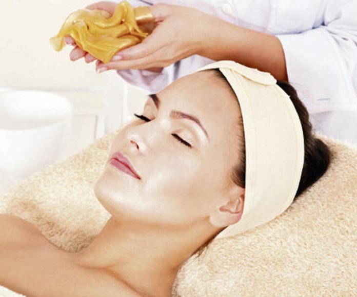 Tratamientos faciales: Servicios de Brea
