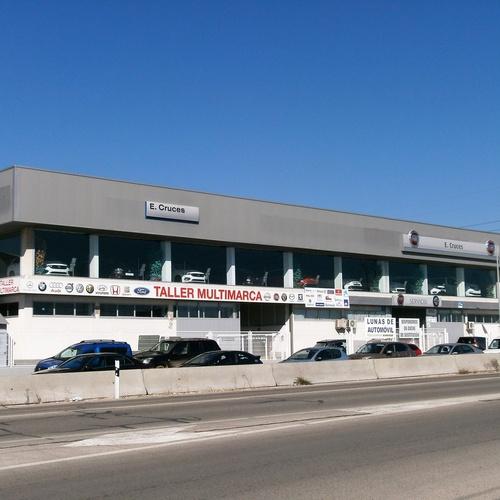 Taller mecánico en Griñón | Talleres E. Cruces