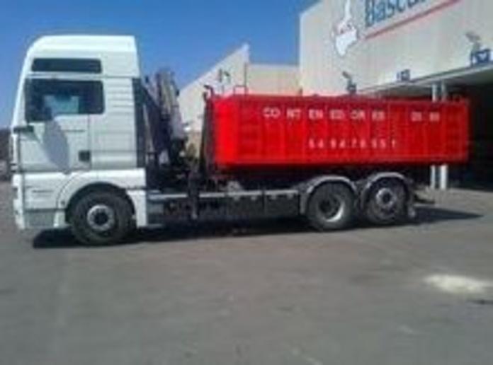 Gestion de residuos Murcia, Autorizacion Sandach Cat. 2 en Murcia|default:seo.title }}