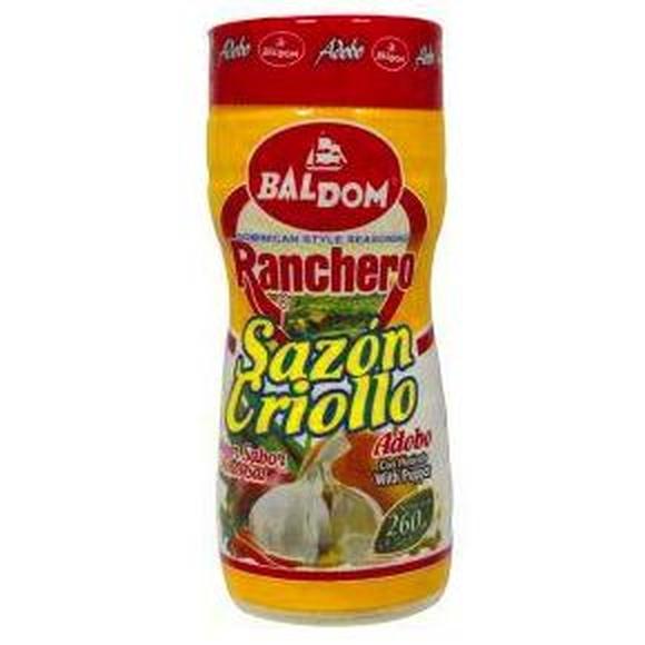 Sazón Ranchero Baldom con pimienta: PRODUCTOS de La Cabaña 5 continentes