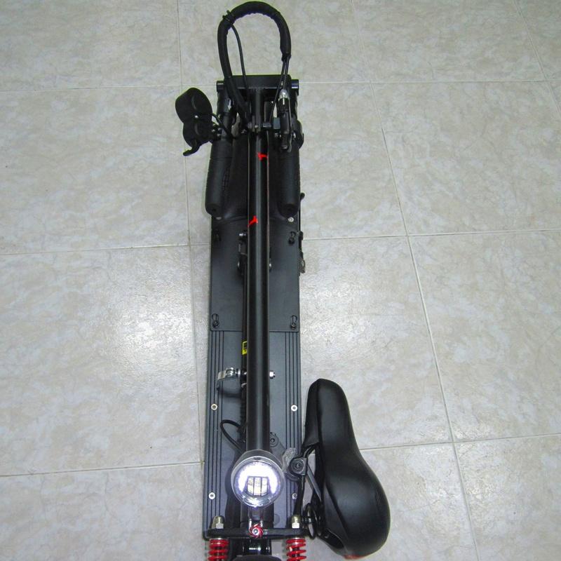 AGOTADO Patinete eléctrico adulto con Sillin 375€: Productos y servicios de Scooter Family Electric