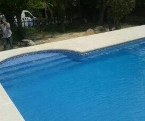 Nuevos trabajos piscina