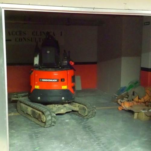 Empresa de excavaciones, movimientos de tierra...