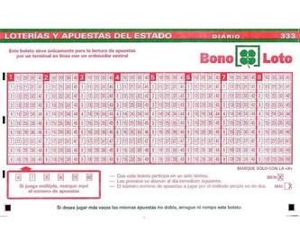 Sellado: Loterías de Administración de Alcampo Nº 46
