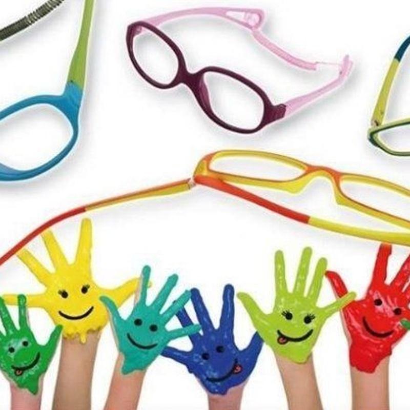 Gafas anti rotura infantiles: Servicios de Óptica Loranca