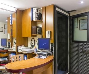 Examen de audiometría en Valencia