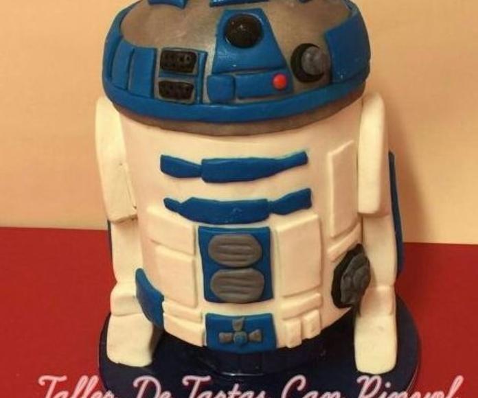 Tartas creativas: Productos de Taller de tartas Can Pinyol