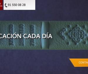 Encuadernación en Madrid | Taller de libros Raquel Casas