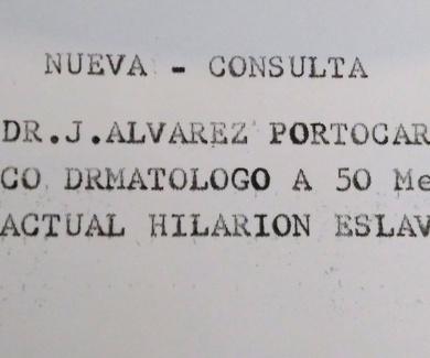 Nueva Dirección C/ Hilarión Eslava 54 Bajo